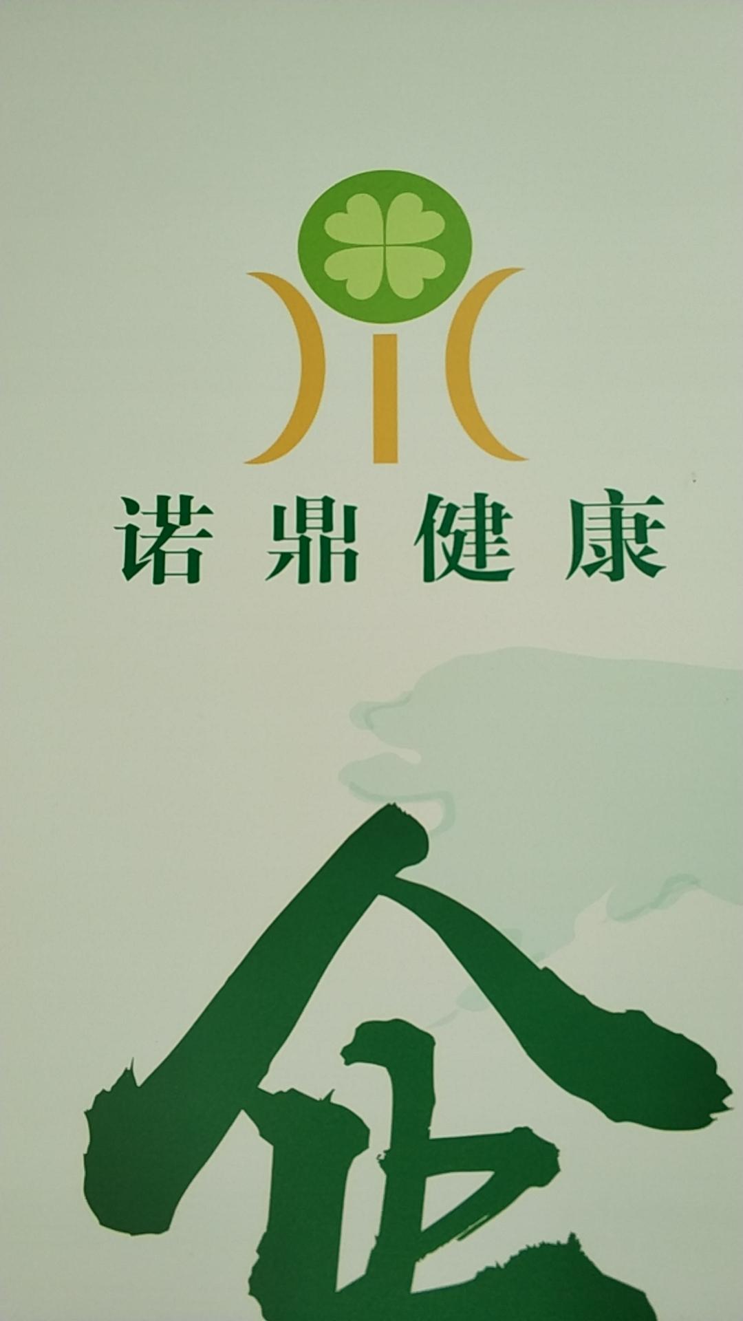 韶关市诺鼎健康信息咨询有限公司的企业标志